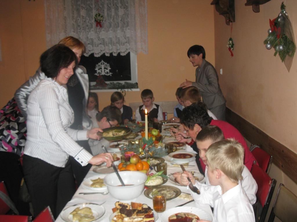 Wigilia 2011-4