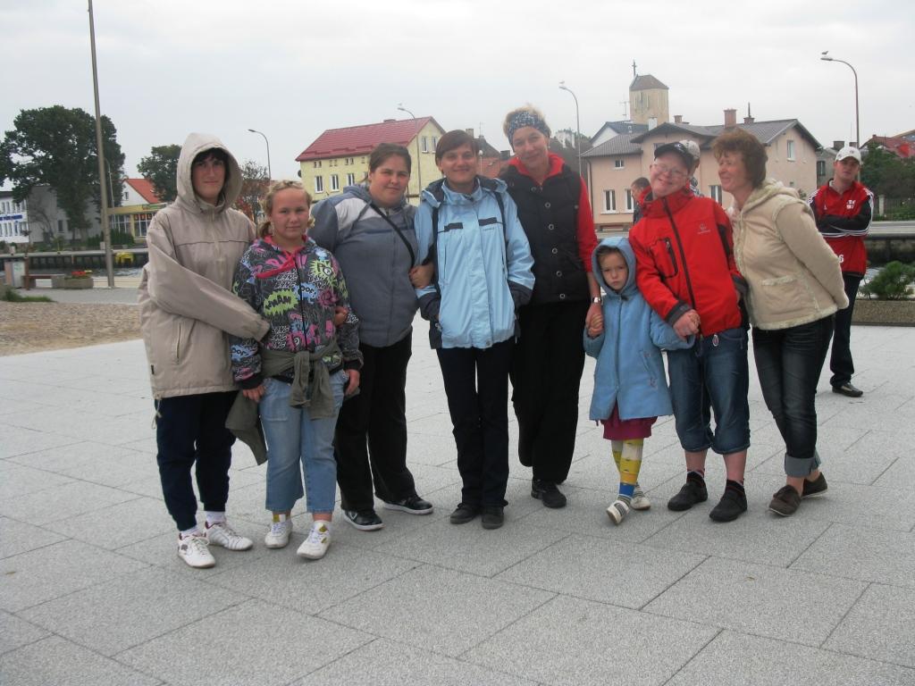 Wyjazd do Darłówka - październik 2011