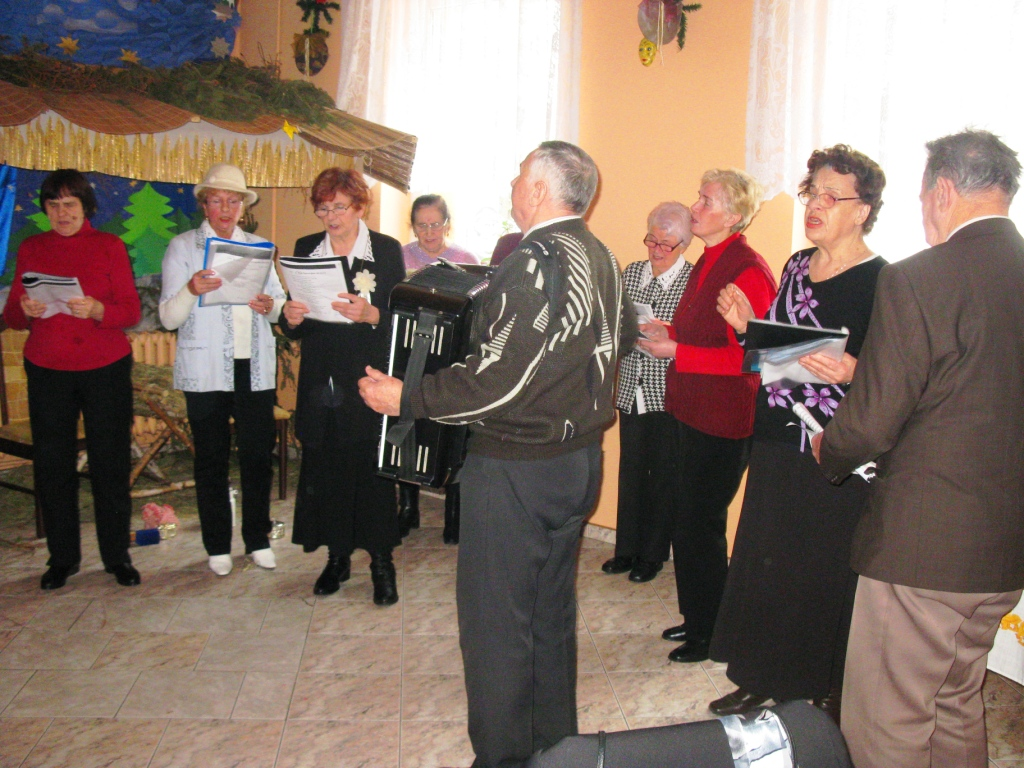 Dzień Seniora - 14.01.2013