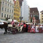 Marsz kapeluszy - Wrocław 28.09.2012