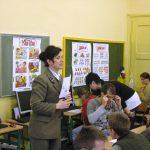 Spotkanie z panią leśnik - 20.11.2012