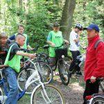 Wycieczka rowerowa - 13 maj 2013
