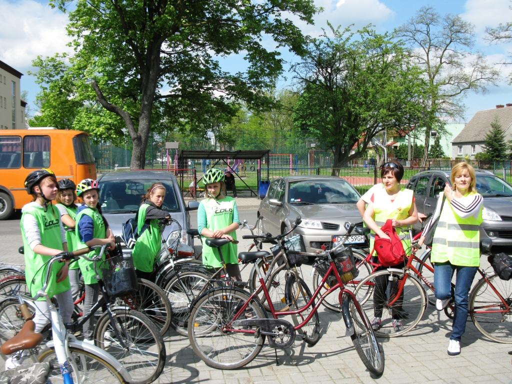 Wycieczka rowerowa 13.05.2013 r.