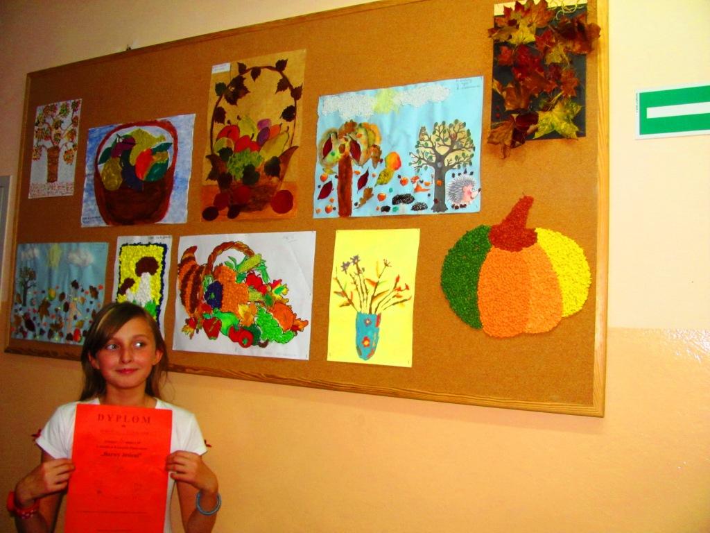 """Konkurs """"Barwy Jesieni"""""""