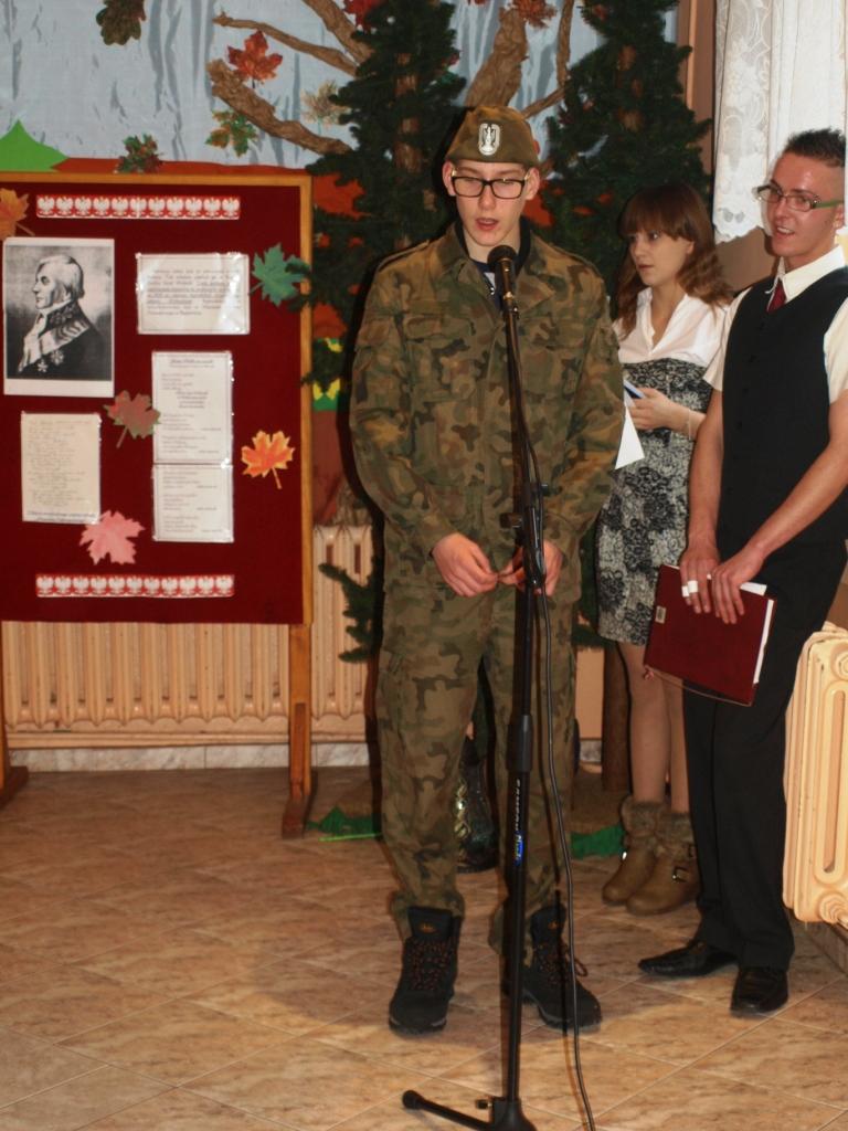 Narodowe Święto Niepodległości - 21.11.13