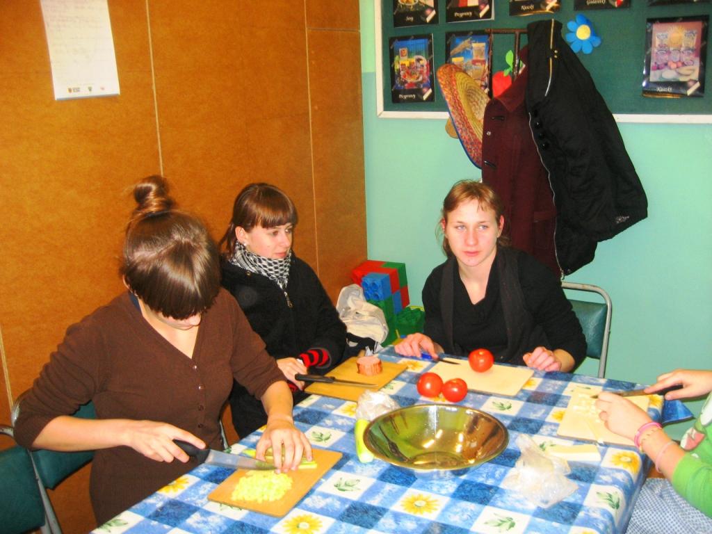 Zajęcia kulinarne - 26.11.2013-3