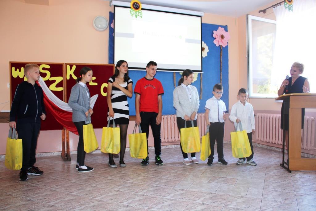 Rozpoczęcie roku szkolnego - Nowy bus_8